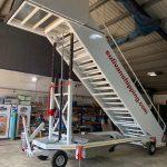 JETRAMP MR / PED – Airport Ground Support Equipment